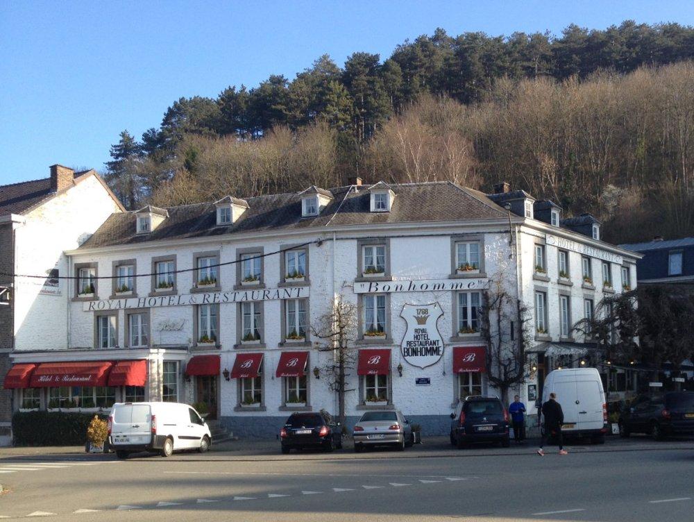 Hotel Bonhomme.