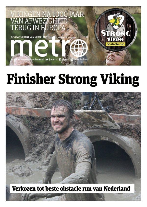 Rob bij de Mud Tunnels.