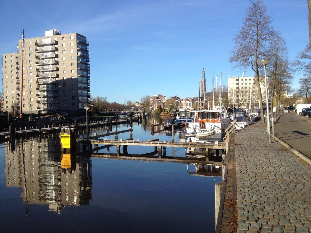 De Oosterhaven.