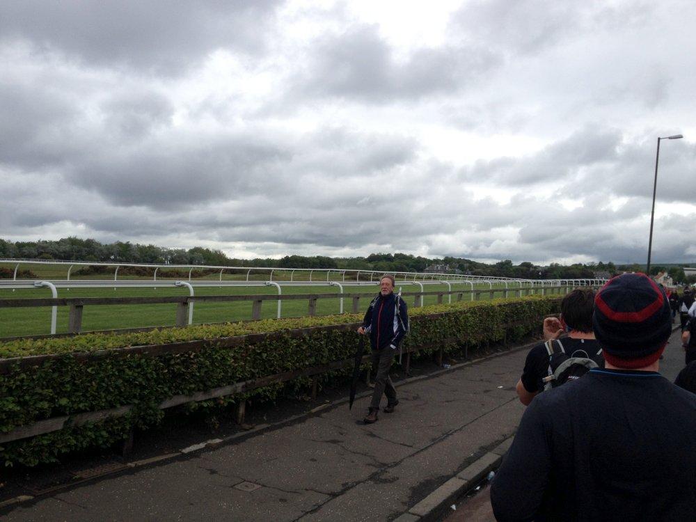 Musselburgh Racecourse.