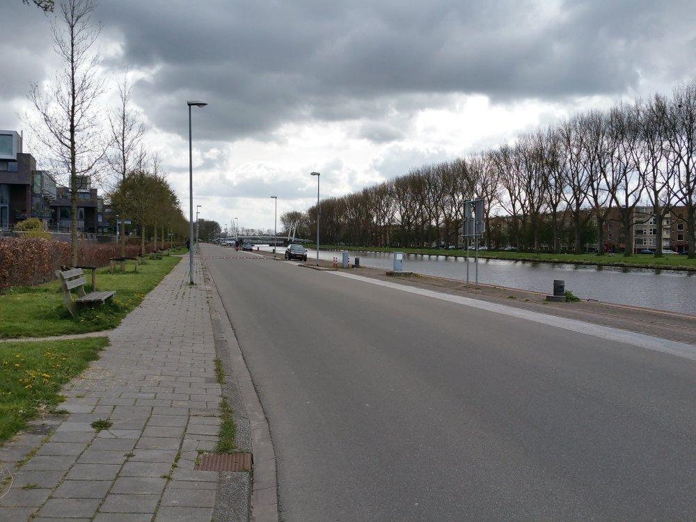 De Ulgersmaweg.