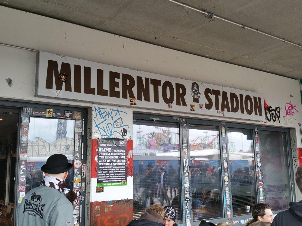 Millerntor.