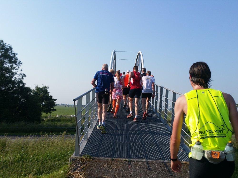De brug bij Wommels.