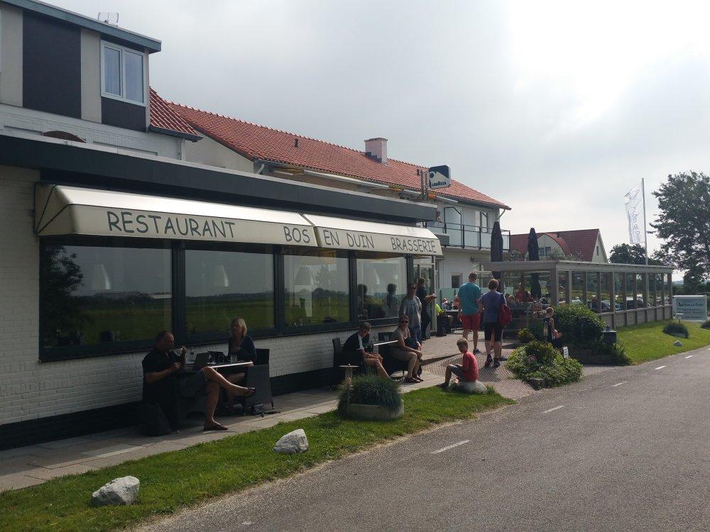 Hotel Bos en Duin
