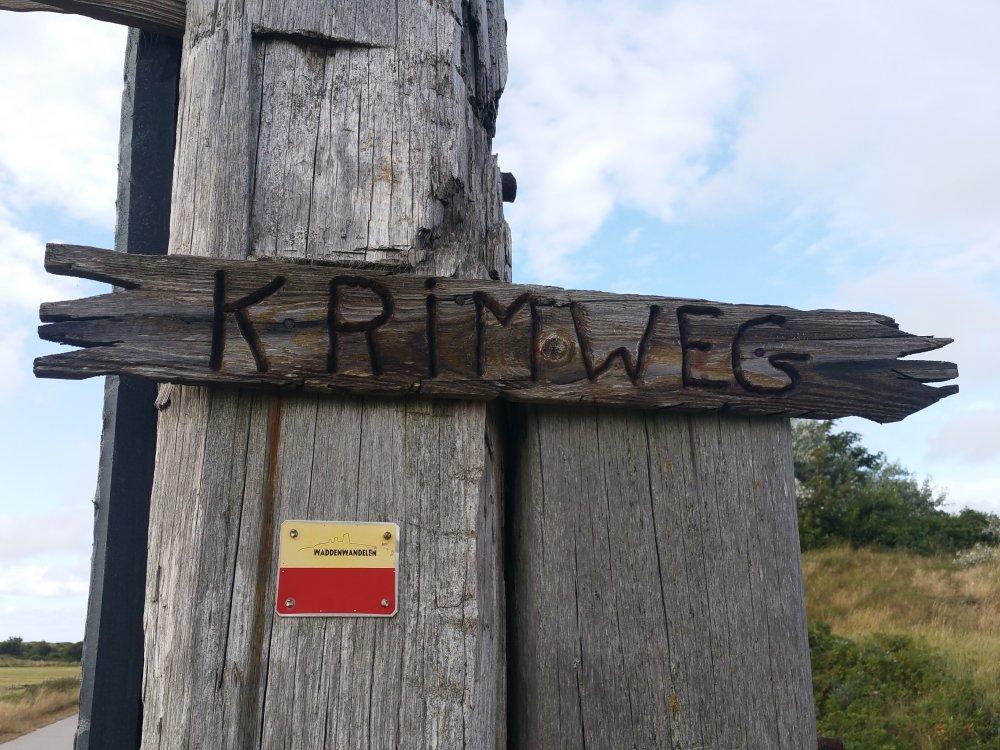 De Krimweg.