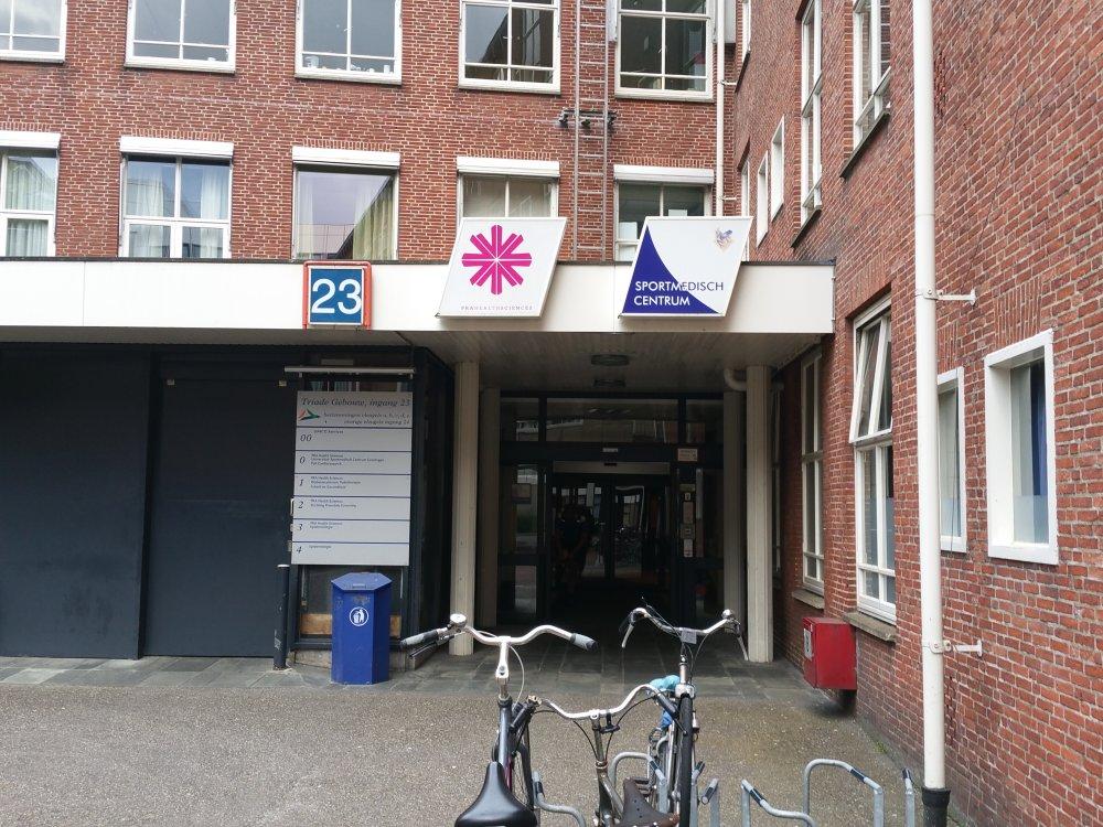 sportmedisch centrum umcg