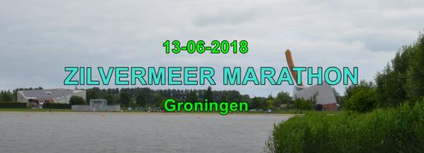 Zilvermeer Marathon 2018